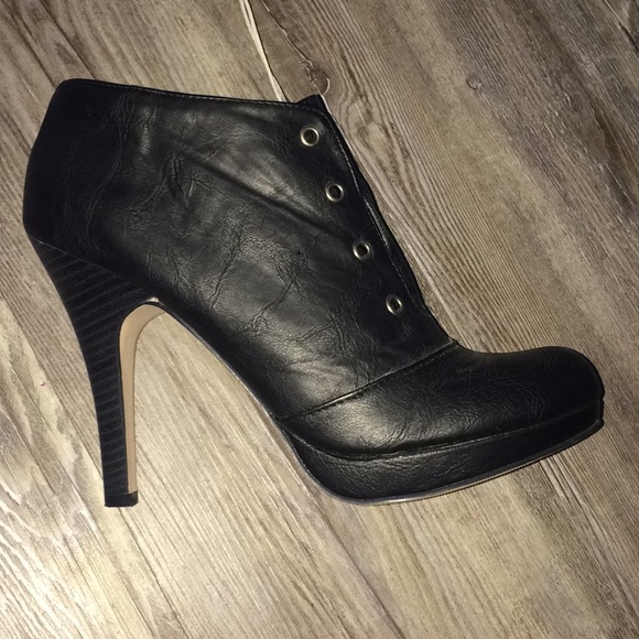 Madden Girl Shoes   Heeled Ankle Boots